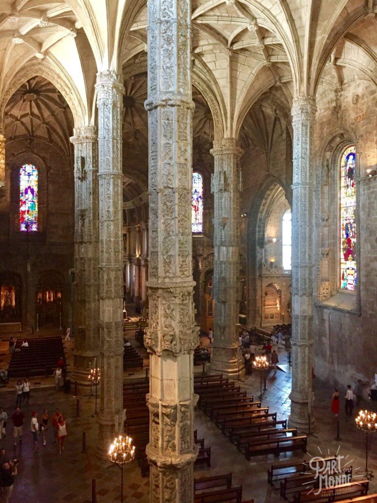 belem mosteiro dos jeronimos eglise