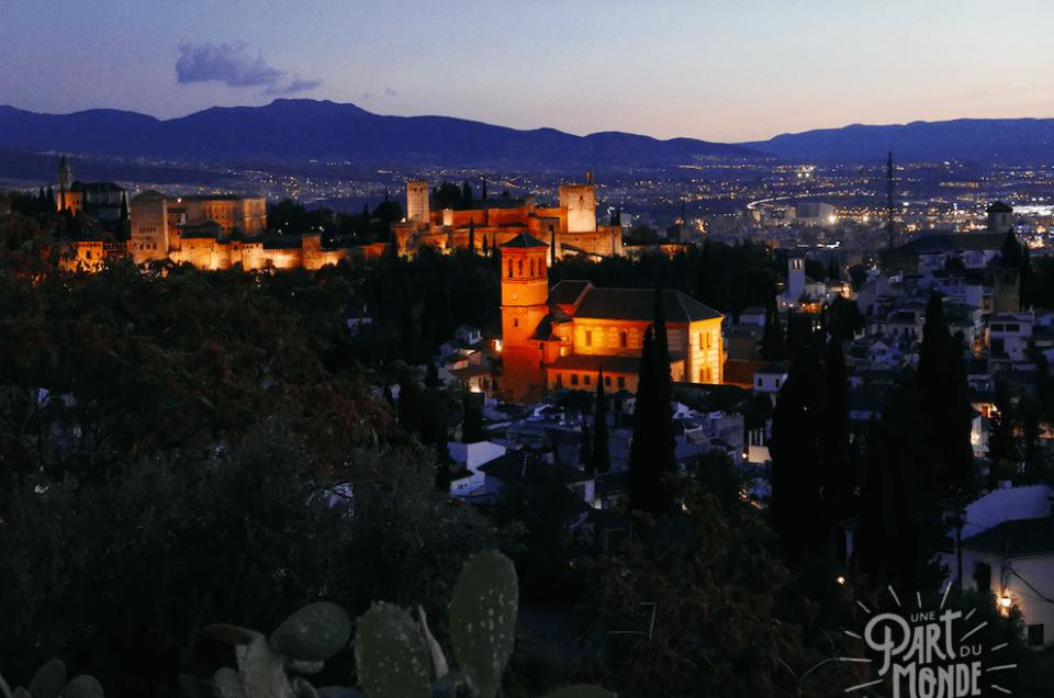 Grenade en Andalousie : que voir et que faire en 2 jours ?