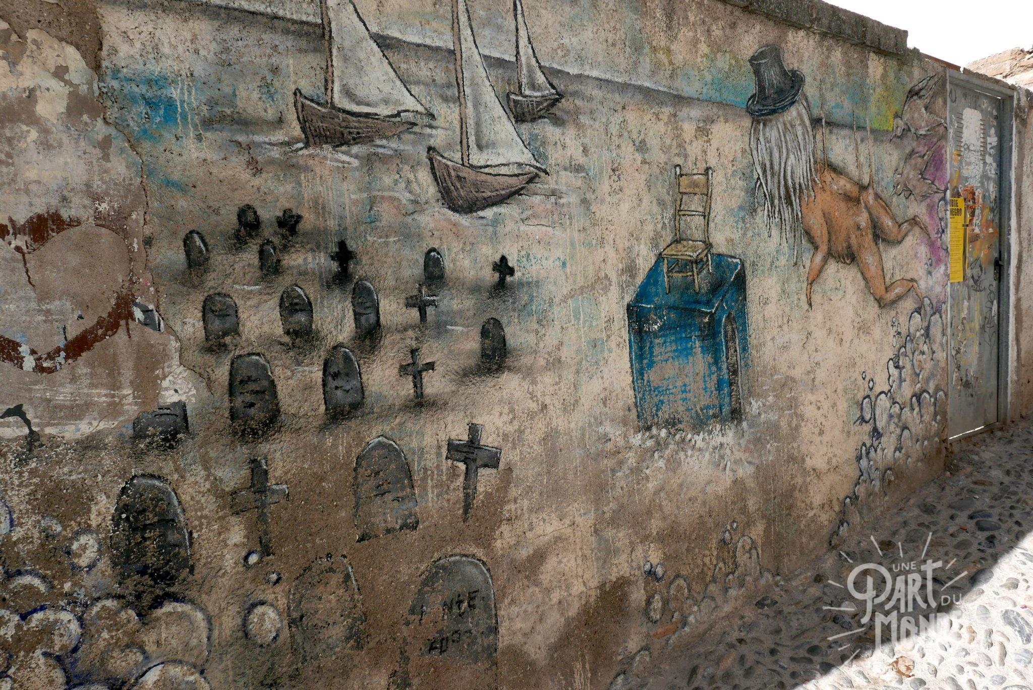 street art grenade