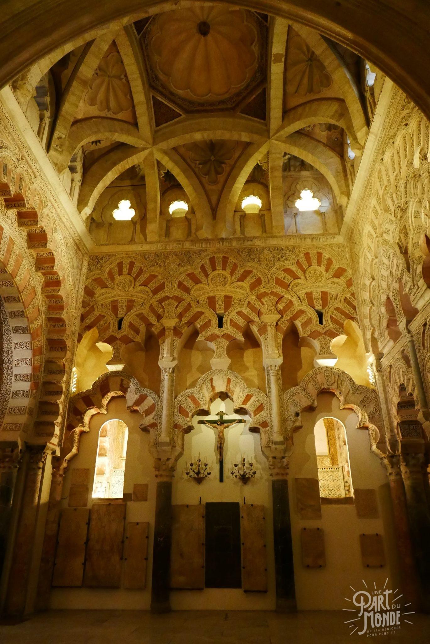 mezquita cordoue 7