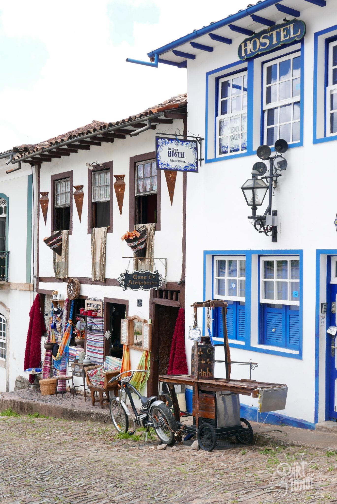 Ouro preto Minas gerais rue