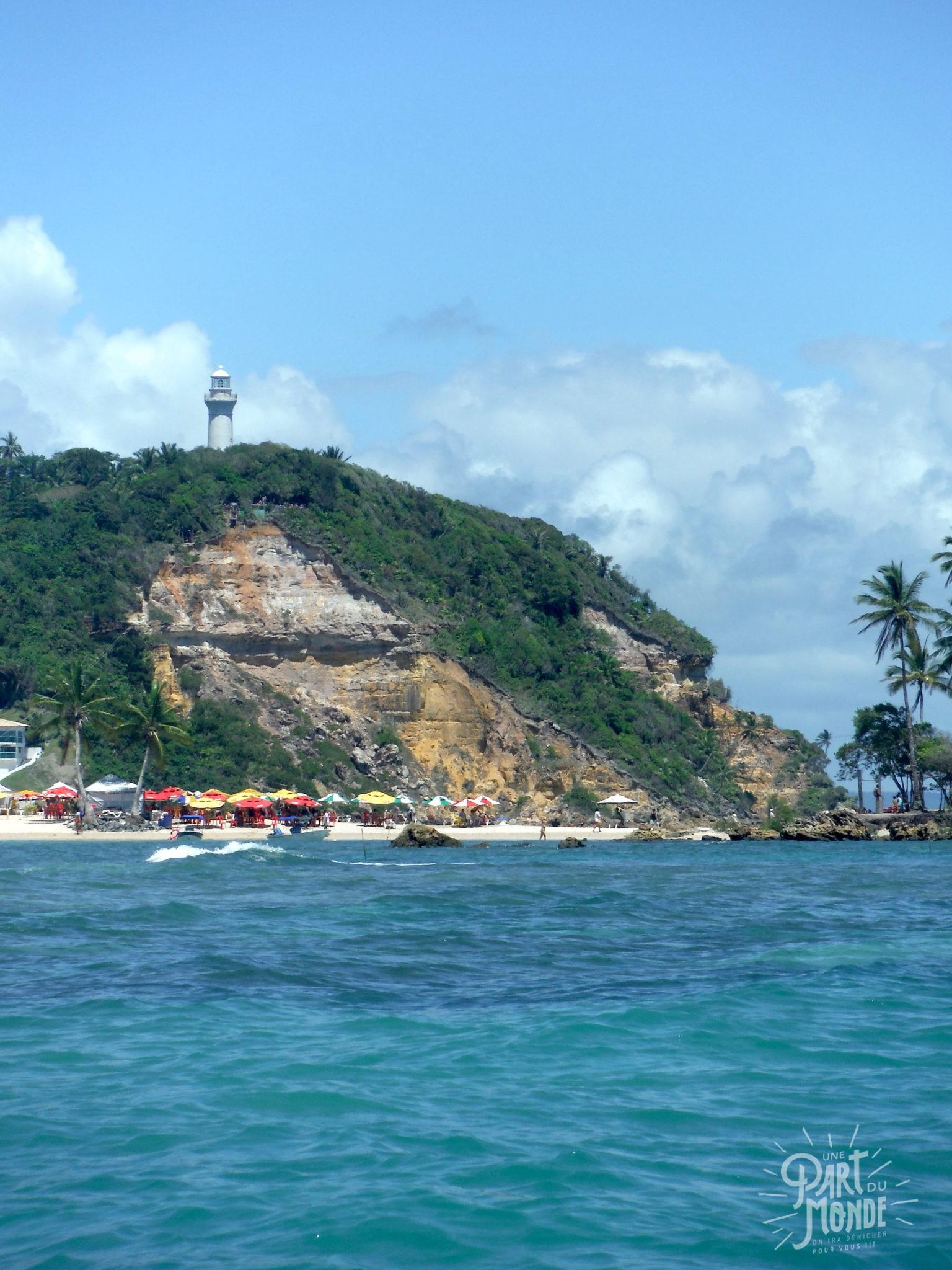 île de tinharé phare