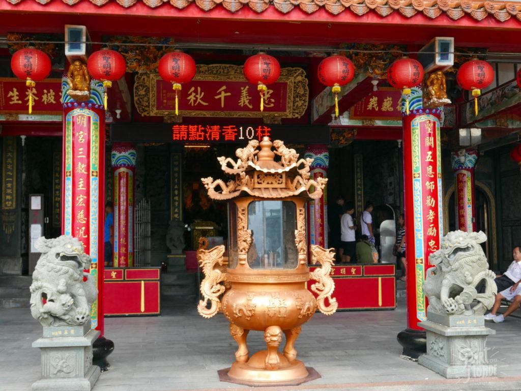 jiufen temple 5
