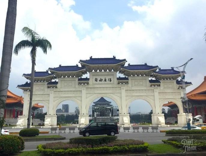 memorial tchang kai chek taipei