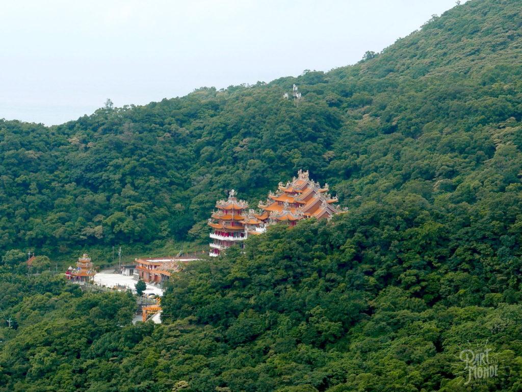 temple jiufen vue