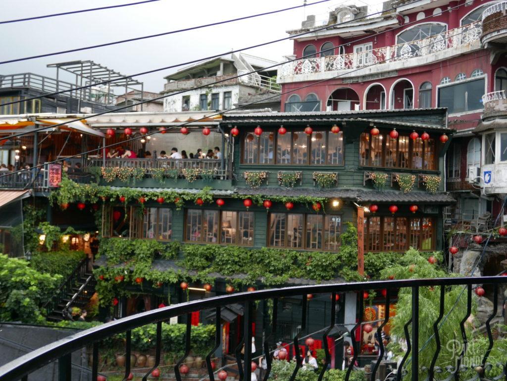 vue skyline tea house 2 jiufen