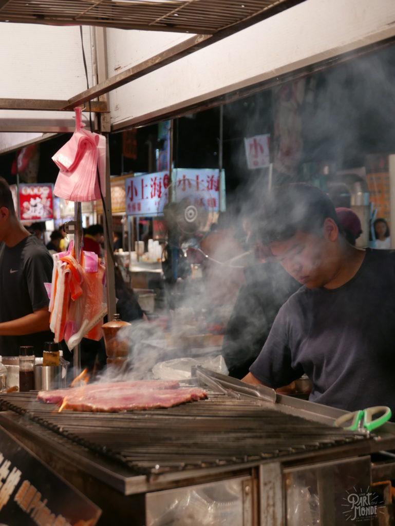 grill night market tainan