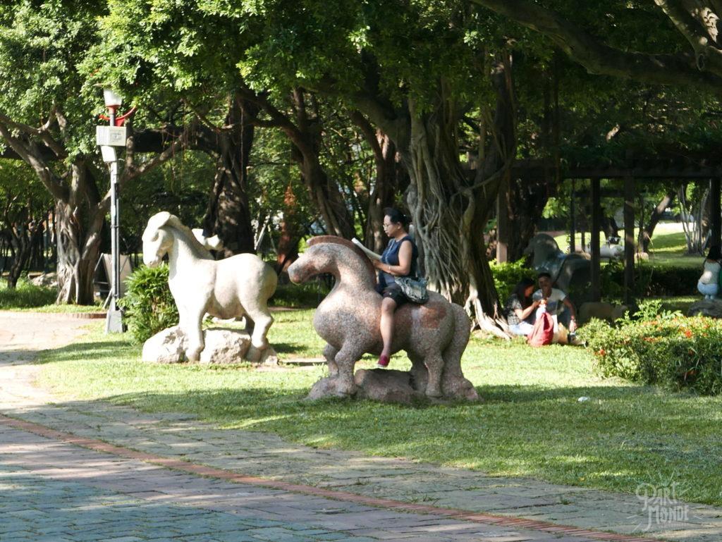 taichung park pepouze