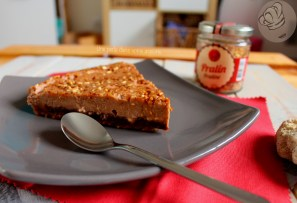 Cheesecake praline 2