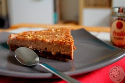 cheesecake praline 3
