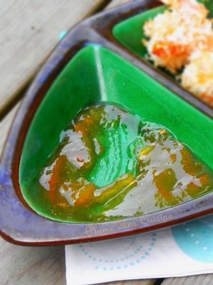 crevettes noix de coco au four3