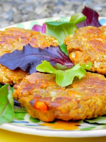 Burgers carottes (30)