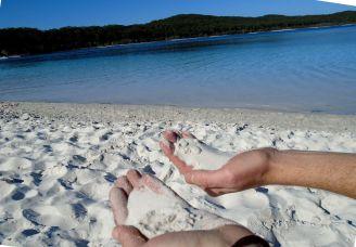 Travel story on the Australian east Coast - picture on Frazer Island