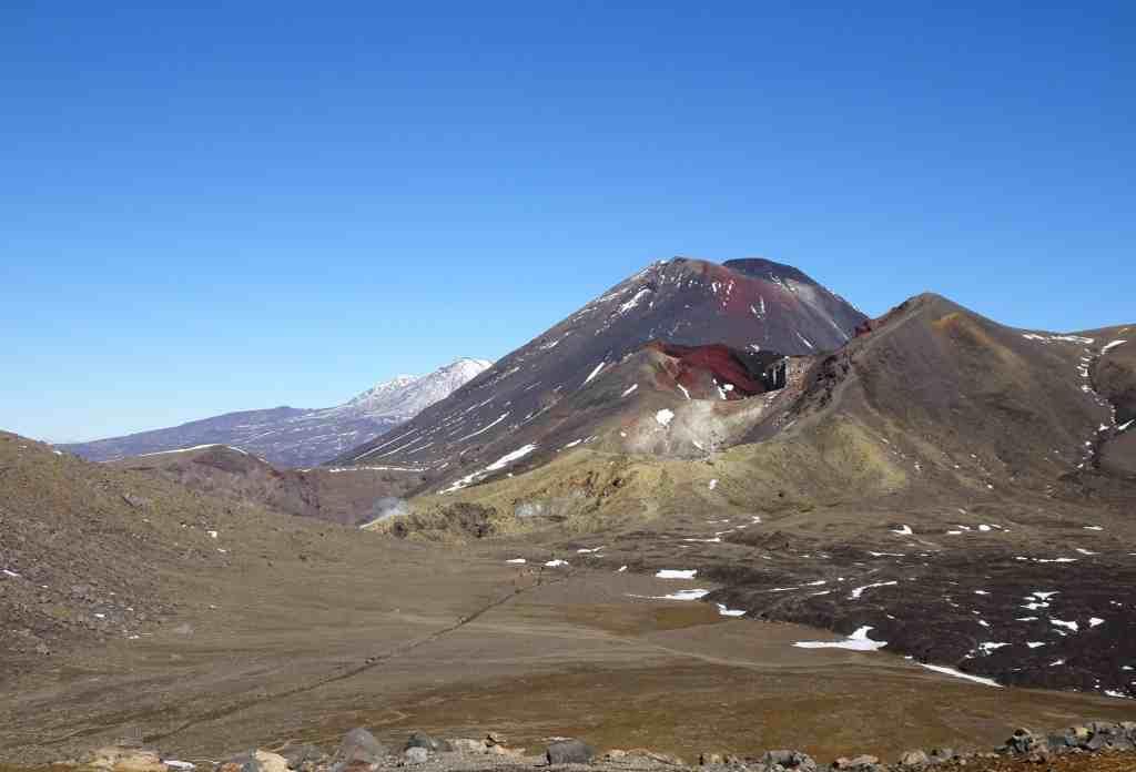 Nature pictures - Tongariro volcano, new Zealand