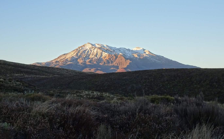 Landscape-photography-volcano-snow-New-Zealand