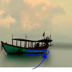 Watermark-integrated-into-the-image-Photoshop
