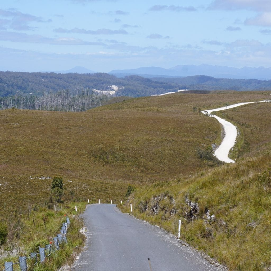 Wild West coast - Tasmania self drive itinerary