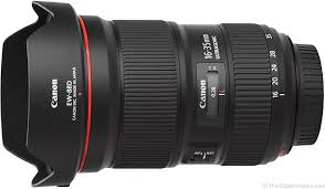 Canon 16-35mm - camera lens guide astrophotography