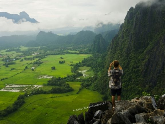 Landscapes in North Laos_unepoudredescampette