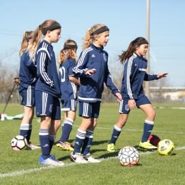 Space City Futbol Club Girls
