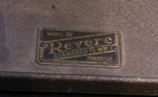 Revere 8mm tag