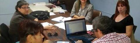 Continúan las reuniones de la comisión estatutaria de Aseunermb