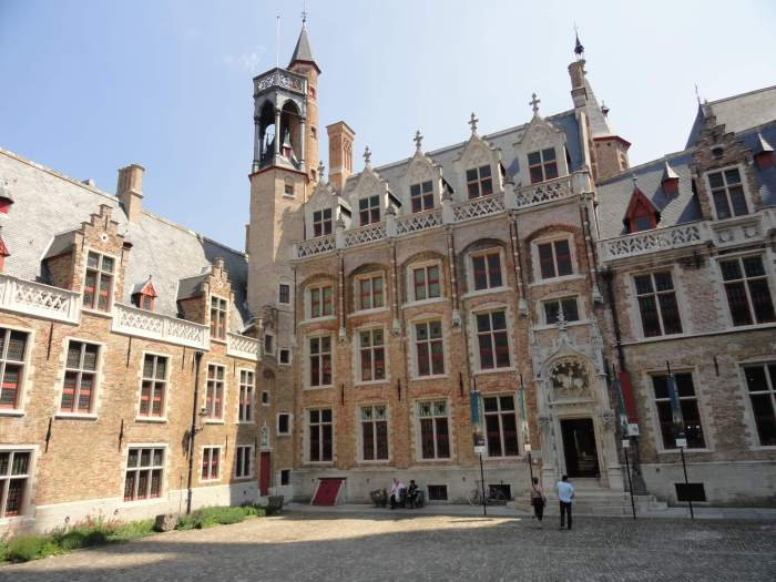 Gruuthuse in Brugge
