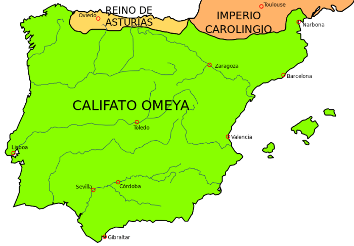 Asturische Rijk