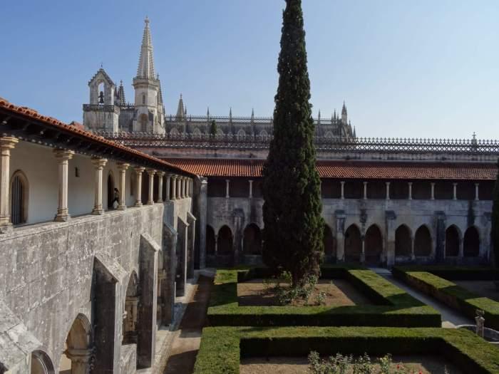 Kloostergang Batalha abdij