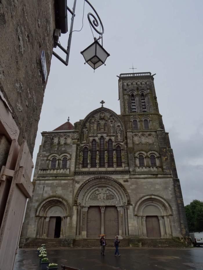 Basiliek van de Heilige Maria Magdalena in Vézelay
