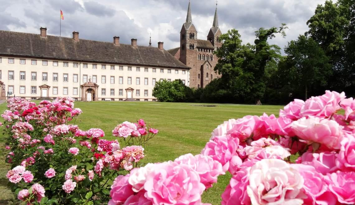 Er was eens, héél lang geleden, een klooster van Corvey…