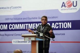 Dr. K. Balasubramanian (Bala), Vice President of COL