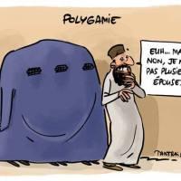 Toubab dou woujé: La blanche n'accepte pas la polygamie.