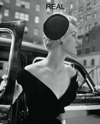 vintage women mannequin années 50_Fotor