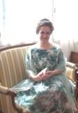 dress flower vintage robe à fleurs Etsy