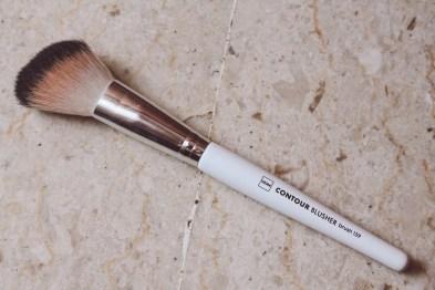 Pinceau Contour Blusher Brush - HEMA (4,75€)