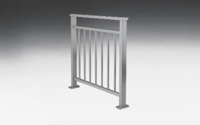 Framed Balustrades - Windsor Style