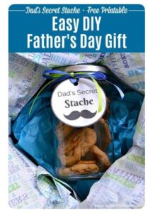 Father's Day Secret Stash Gift