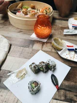sushi amsterdam eurovelo