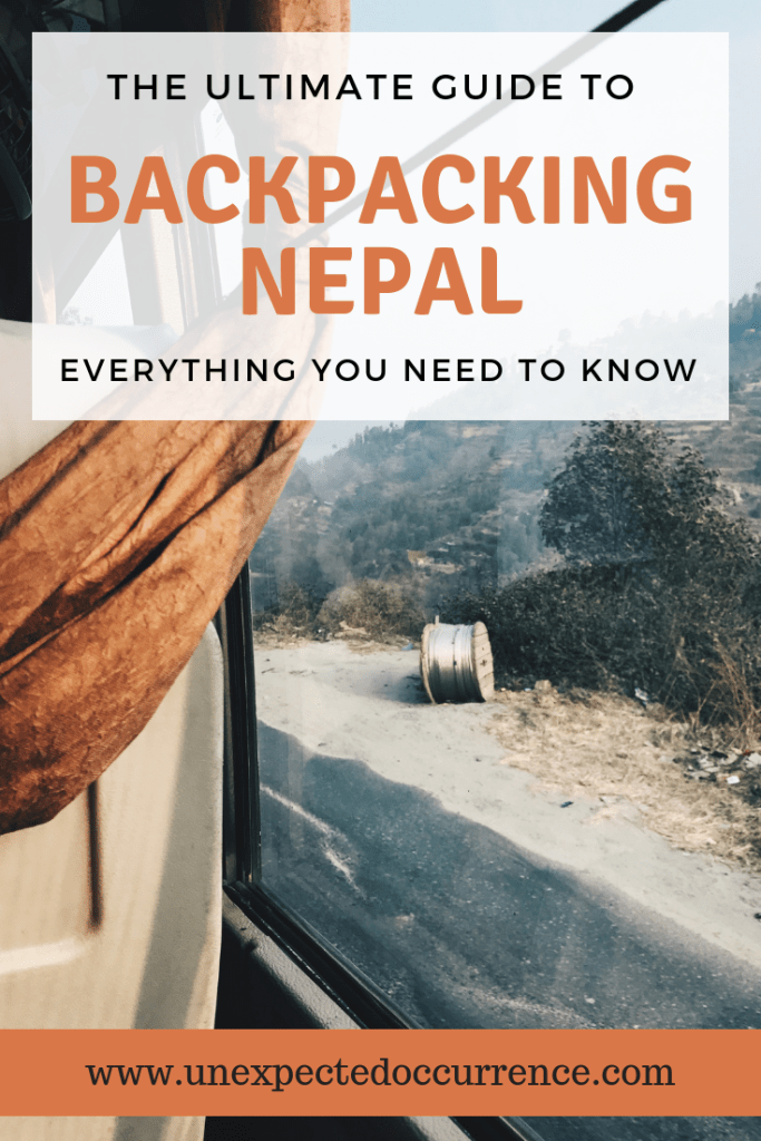 The Ultimate Guide to Backpacking Nepal: Everything you need to know! Nepal is such a special place to me. I loved it so much, I even moved there! Here are all of my top tips for seeing the most of what this country has to offer.