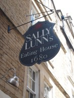 the place to go for famous Lunn Buns (big sandwich buns basically)