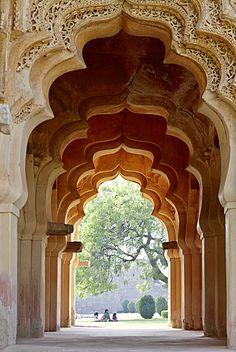 Lotus Mahal, Hampi, Karnataka, India