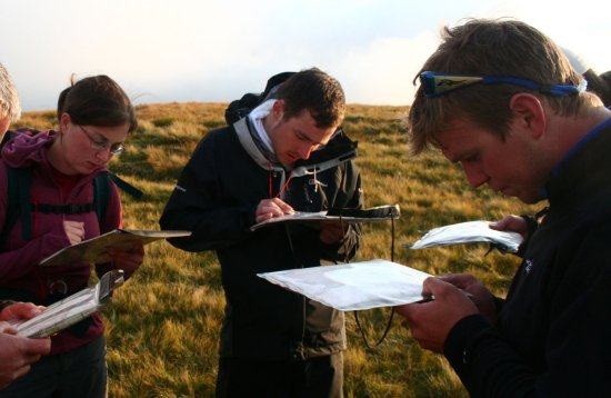 navigation course scotland