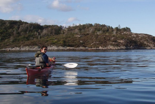sea kayaking raasay skye