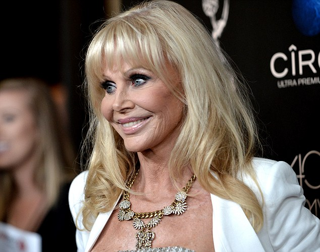Britt Ekland Photo Copyright Richard Shotwell/Invision/AP)