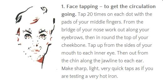 Frasers workout pdf facial eva