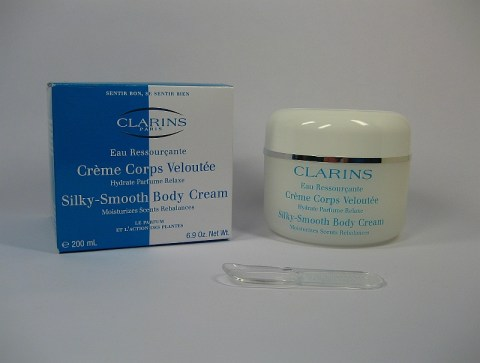 Clarins Eau Ressourçante Silky-Smooth Body Cream