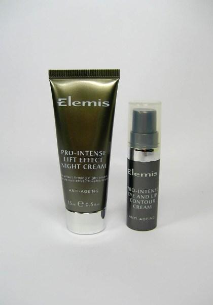 Elemis Pro-Intense Lift Effect Super System - Night Cream Lip Eye Cream
