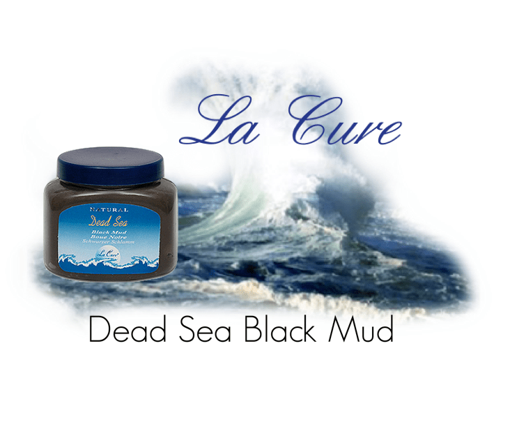 La Cure Dead Sea Black Mud