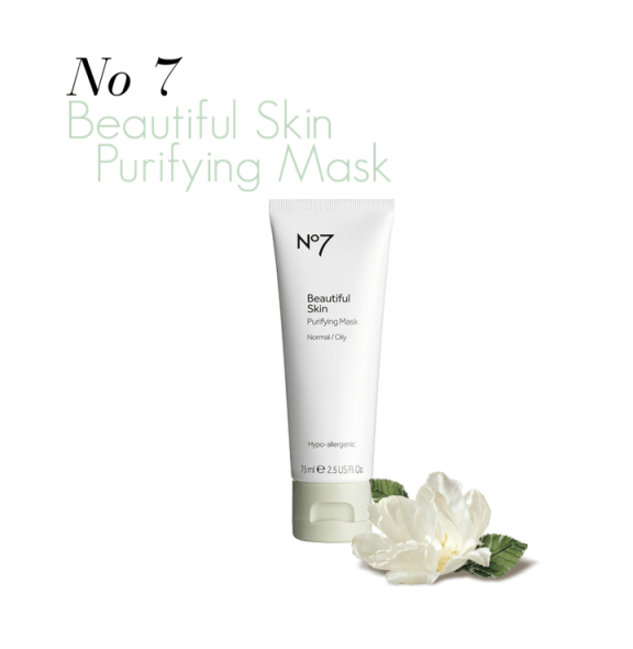 No7 Beautiful Skin Purifying Mask for Normal / Oily Skin